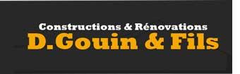 Construction et rénovations D. Gouin et fils